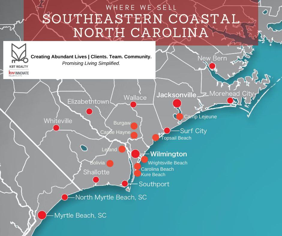 KBT Southeastern Coastal North Carolina map DETAILED.png