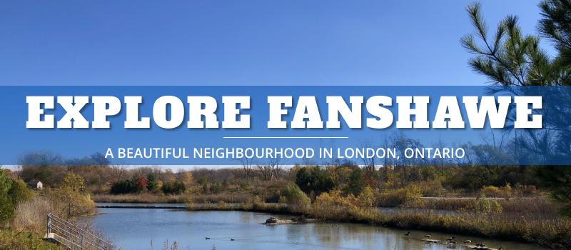 FANSHAWE IN LONDON ONTARIO