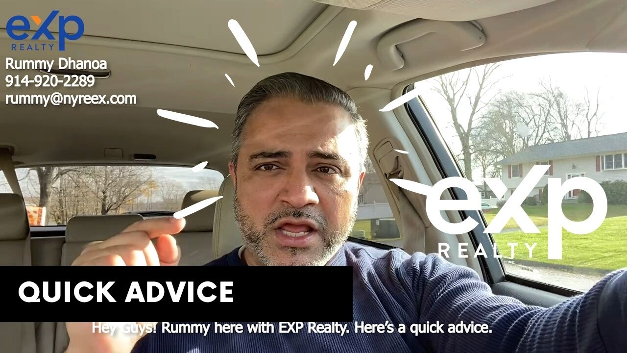 Quick Advice: Building a relationship | EXPRealty