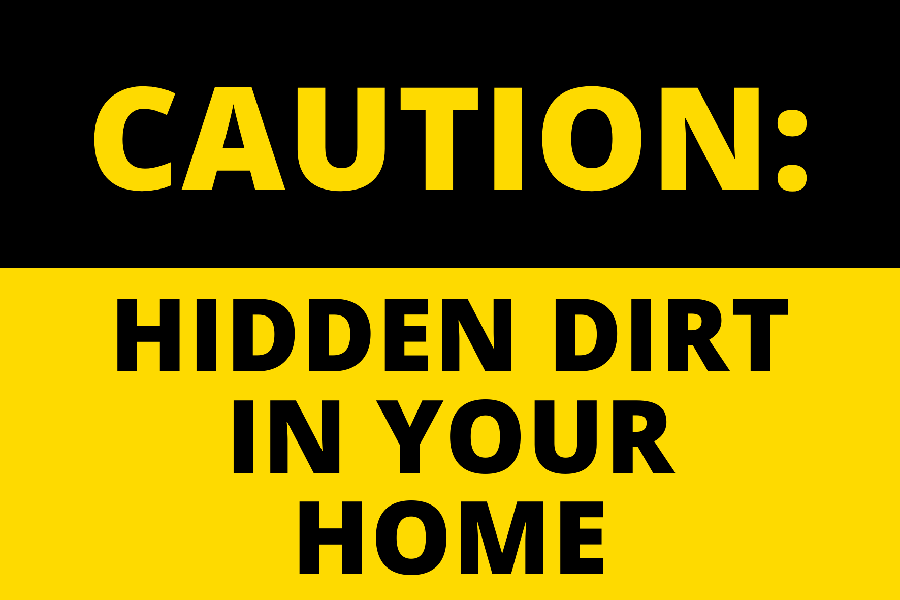 Black and Yellow Caution Hard Hat Area Landscape Rectangle Sticker.png