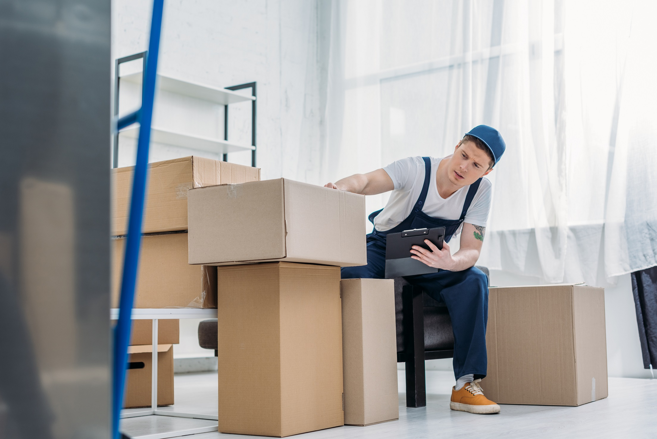 Moving into a New Home Checklist