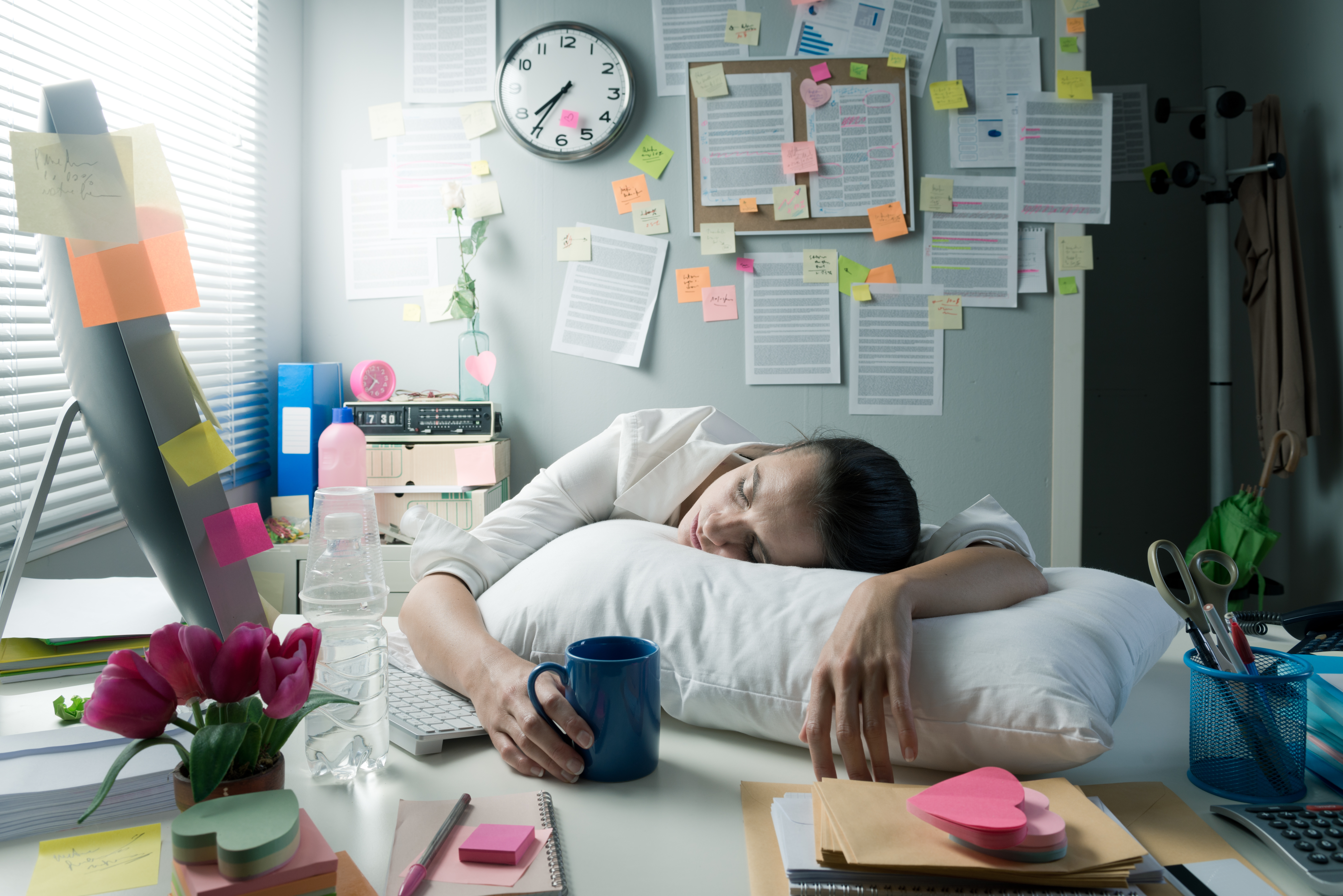HOW TO ESCAPE BURNOUT WORKING FROM HOME