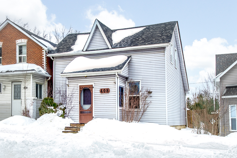 **SOLD** 408 Main Street East, Shelburne EXCLUSIVE Real Estate Listing
