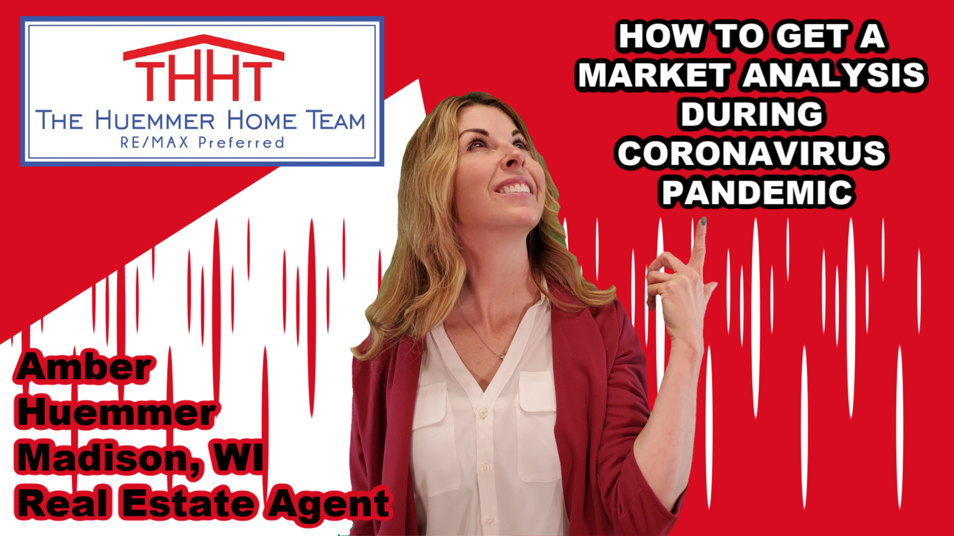 How To Get A Market Analysis During Coronavirus Pandemic | The Huemmer Home Team | Amber Huemmer