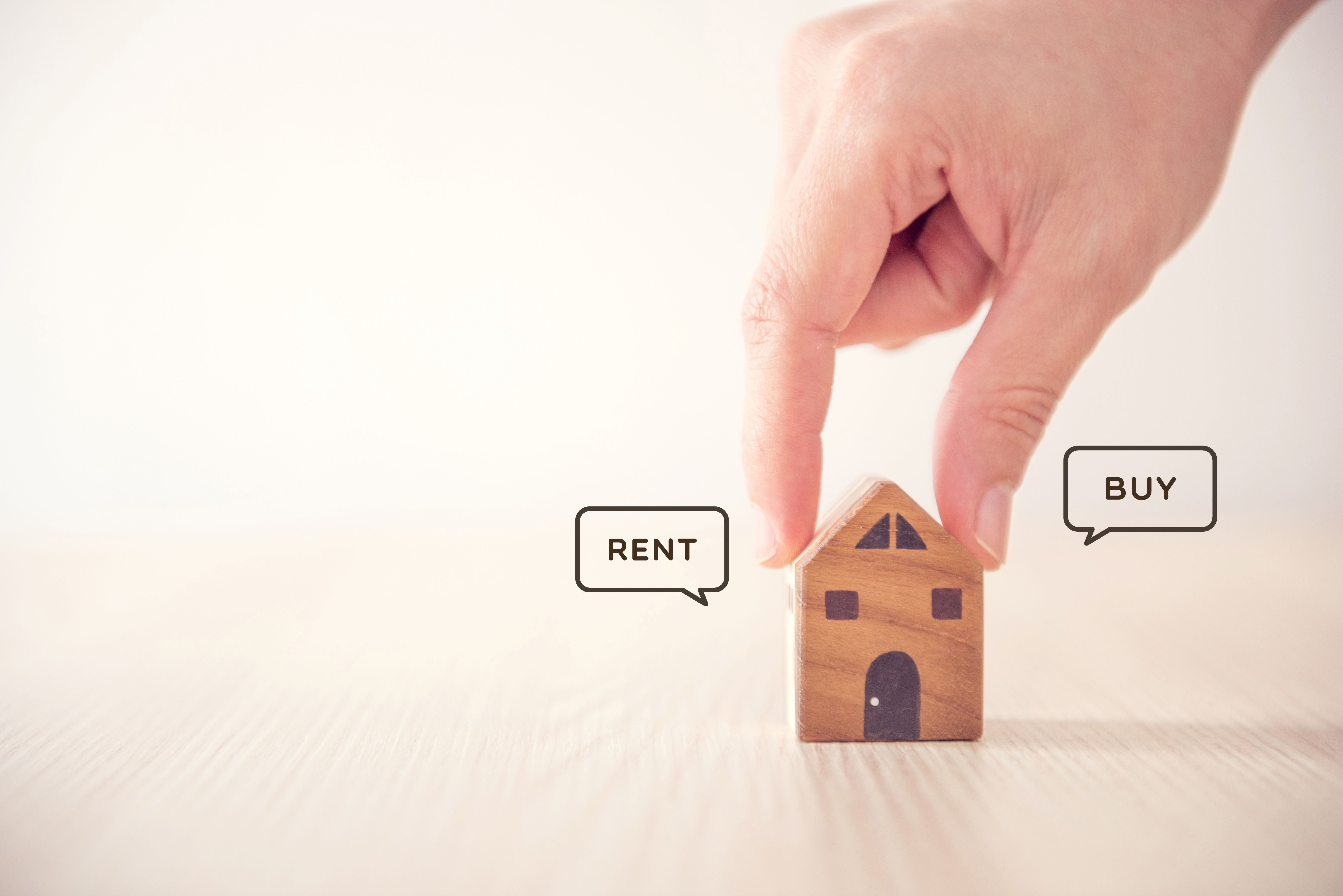 Renting or Buying: How to Know What's Right for You