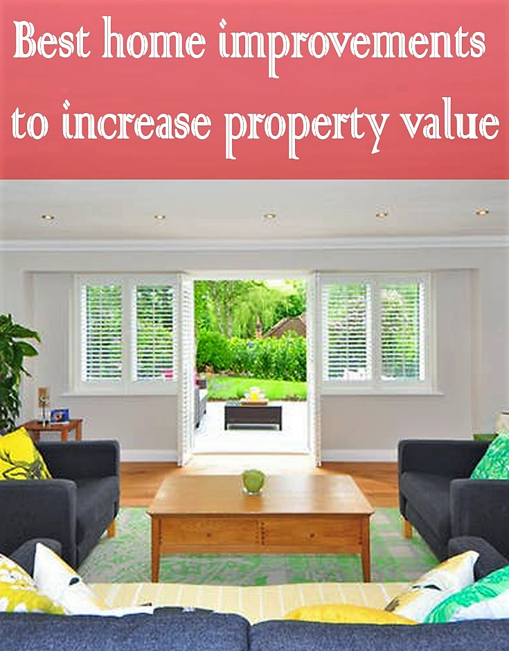 Easy Home Improvements that boost home values