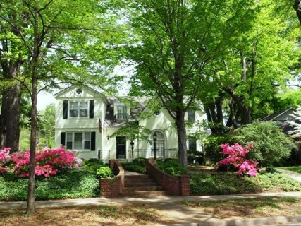 Buying a home in Charlotte's Dilworth neighborhood