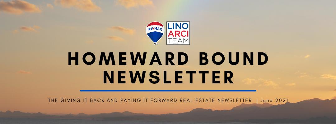 Homeward Bound Newsletter - June 2021 | Lino Arci Team