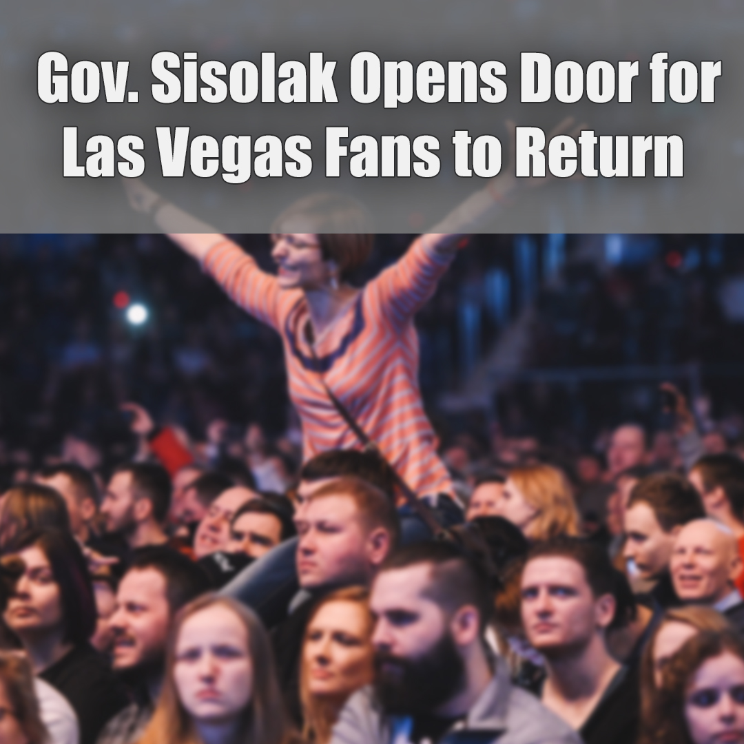 Open Door for Las Vegas Fans.jpg