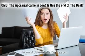 My Appraisal Came in Below the Negotiated Price! Now What?