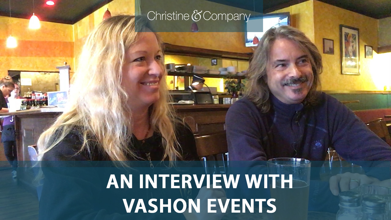 What Does Vashon Events Do?