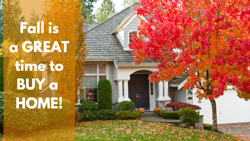 Fall is a GREAT Time to Buy a Home in Beaufort!