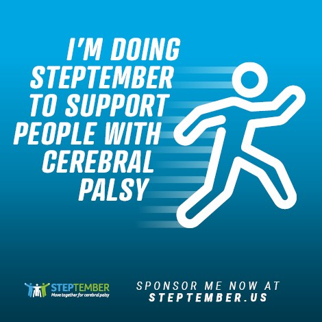 Fundraise Donate Now Cerebral Palsy