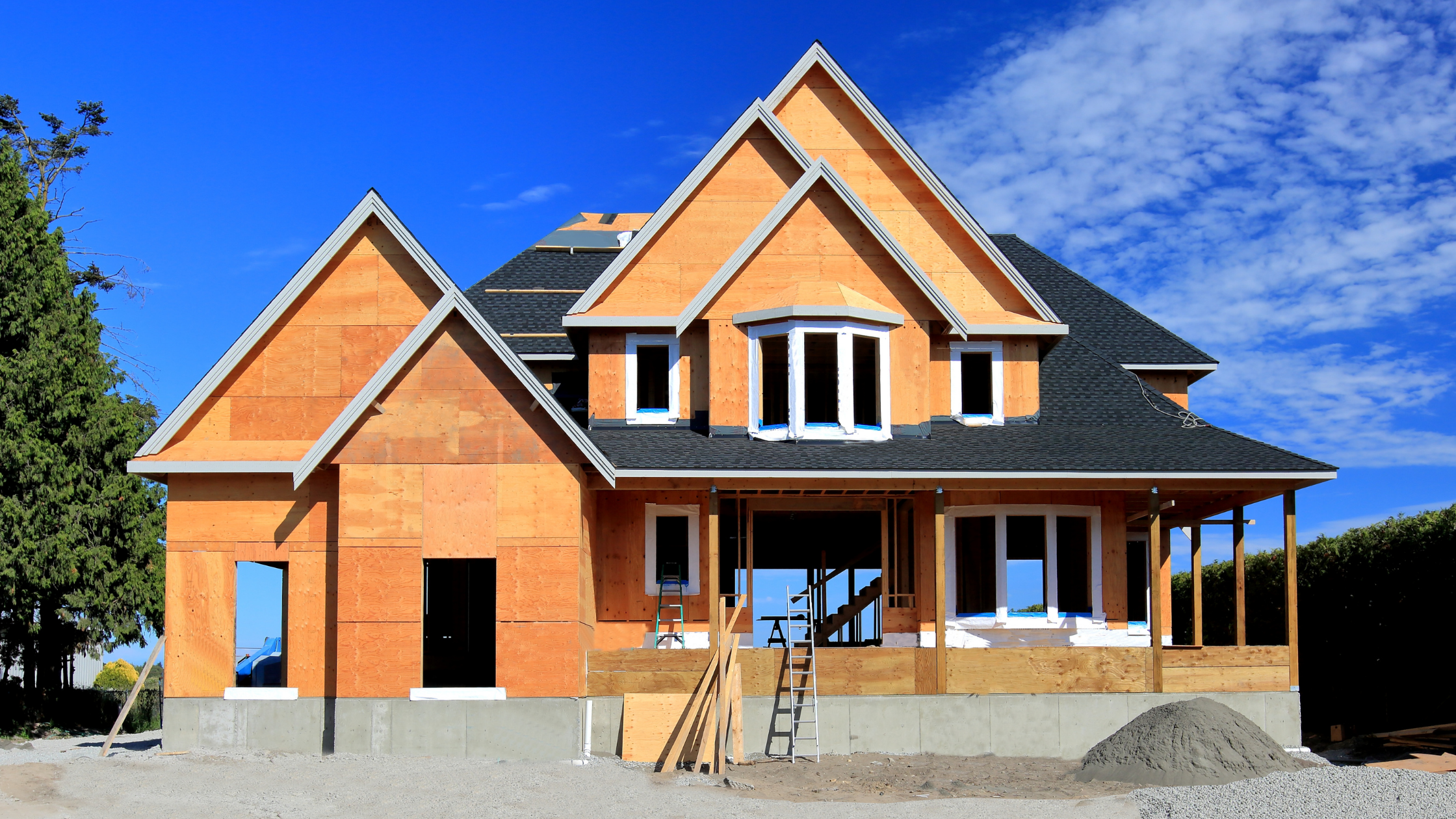 Looking for New Construction? Here's What to Keep in Mind