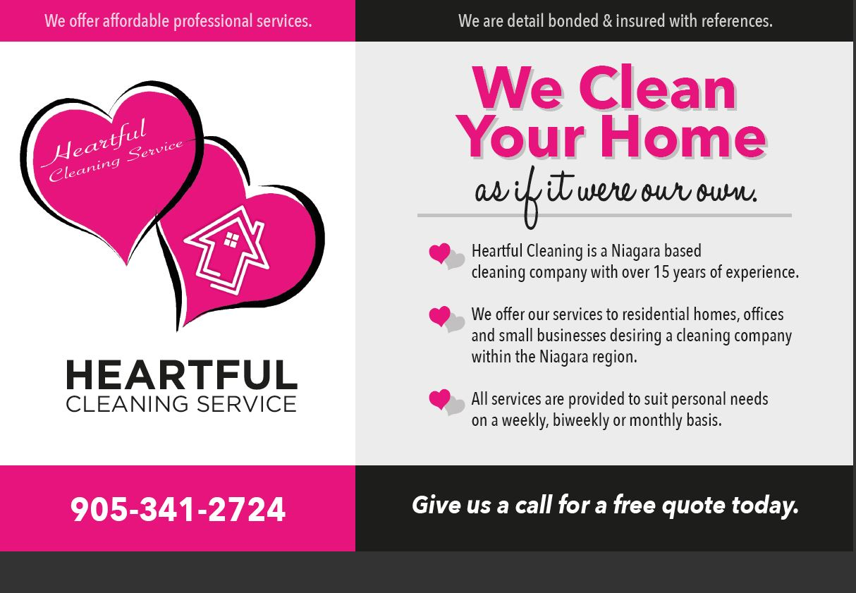 Heartful Cleaning Services ad.JPG