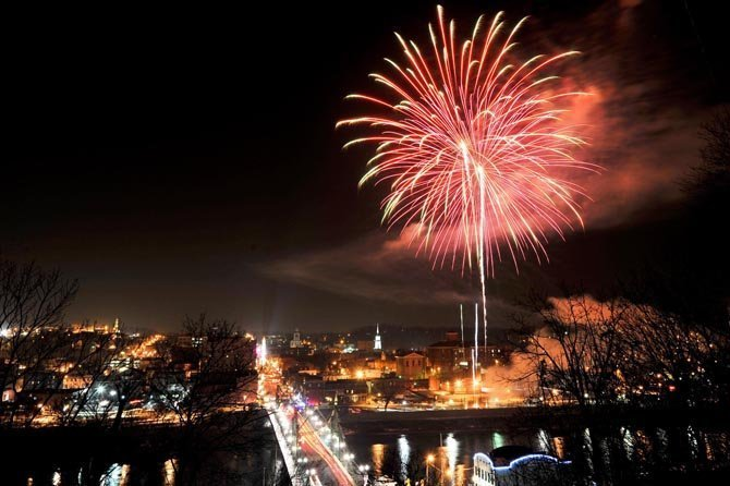 Warren & Hunterdon County 4th of July Fireworks and Events 2018