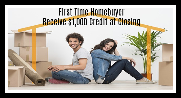 Ask us about your $1,000 Credit at Closing!