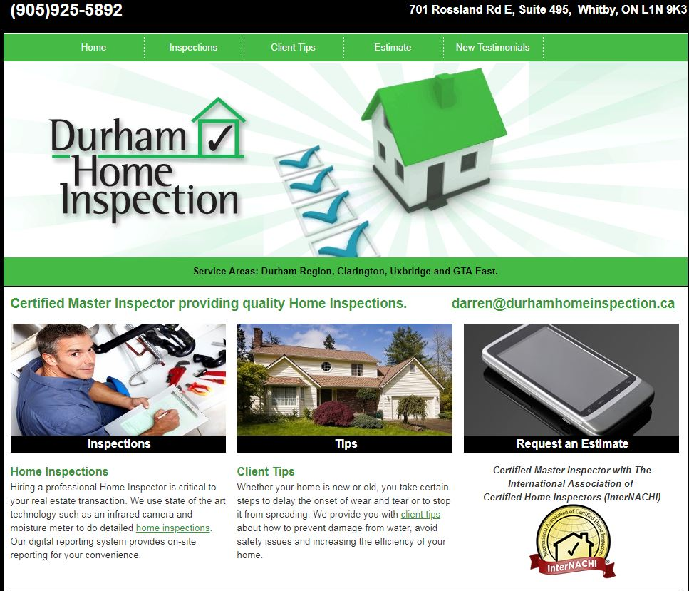 Durham Home Inspection First Page.JPG