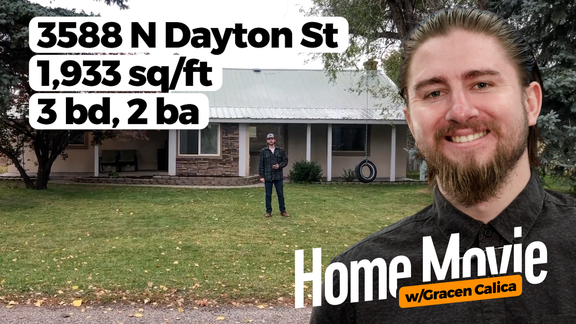 NEW TO THE MARKET! 3588 N Dayton Street in Iona, Idaho!