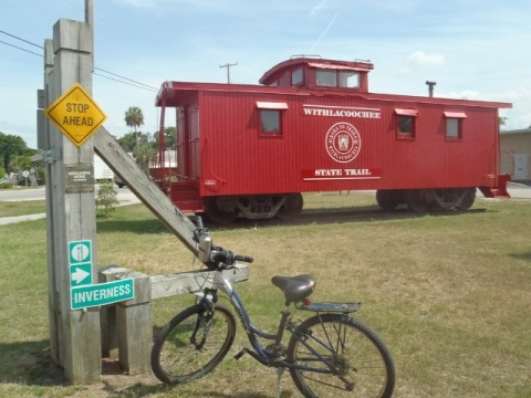 Withlacoochee State Bike Trail