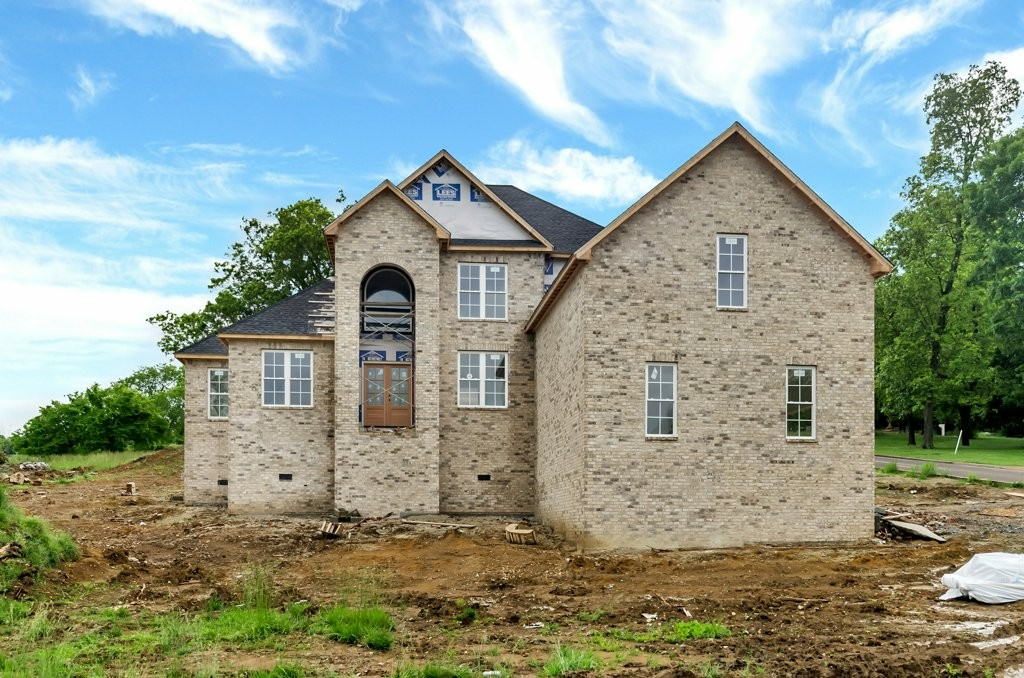 Impressive New Construction Home In Gated Greenview Estates!  1221 Kayla Dr., Goodlettsville, TN.  37072