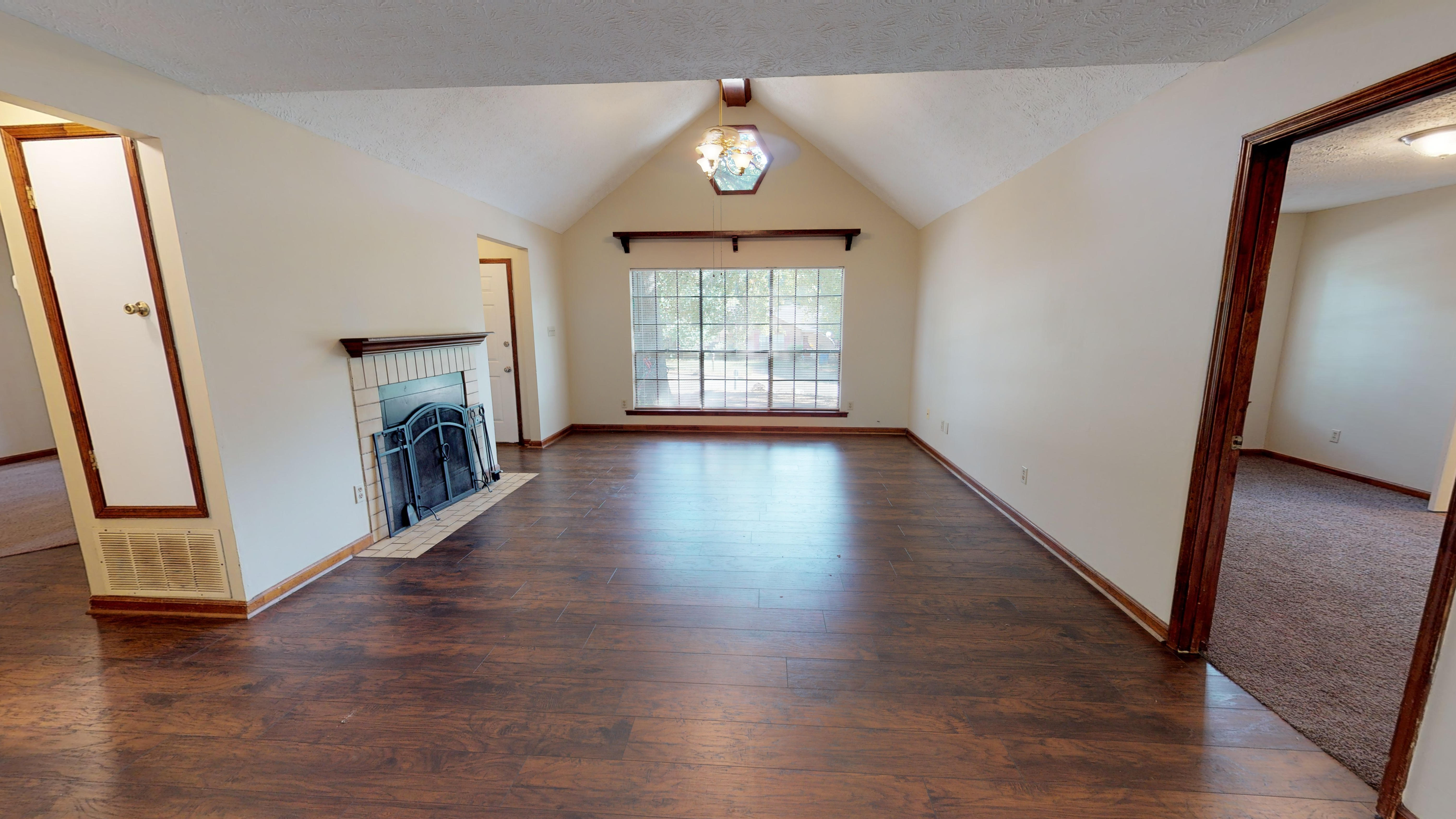 FOR RENT IN PRATTVILLE! 3 BED 2 BATH AT 418 UTAH COURT