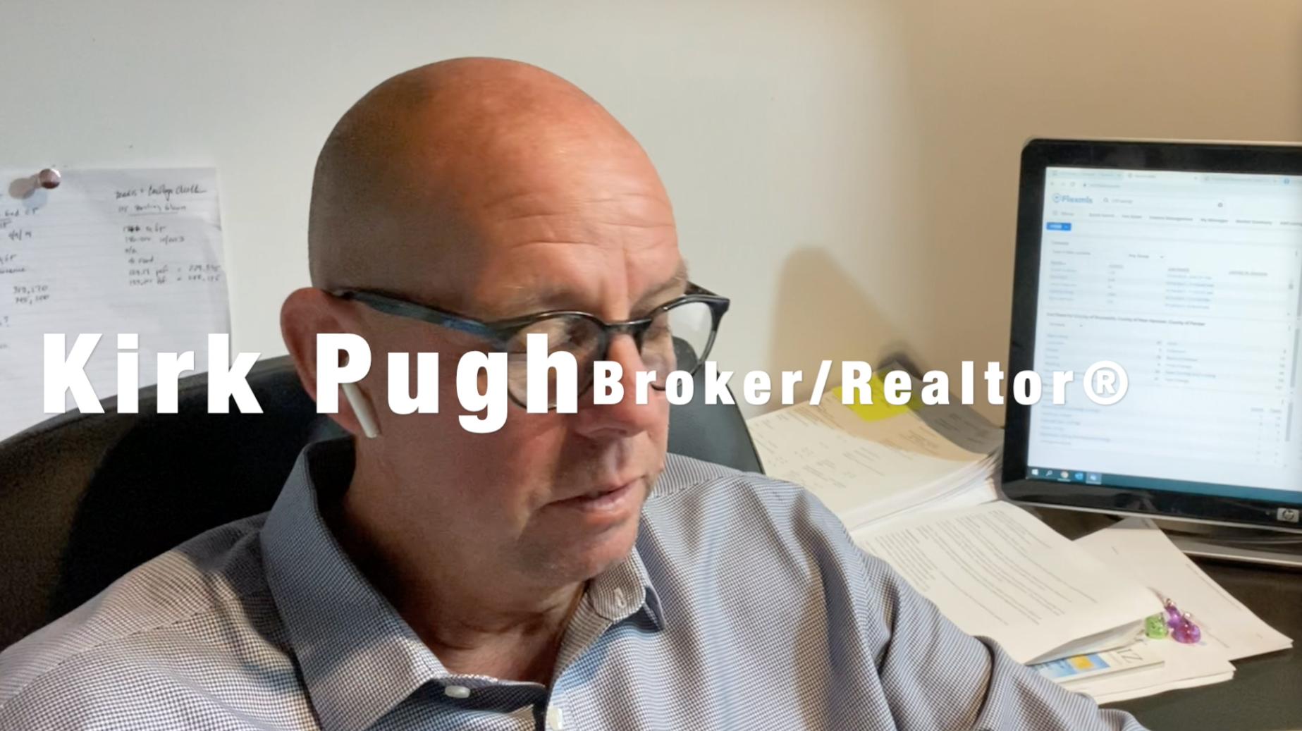 September 2021 | State of the Real Estate Market with Kirk Pugh, Broker/Realtor®