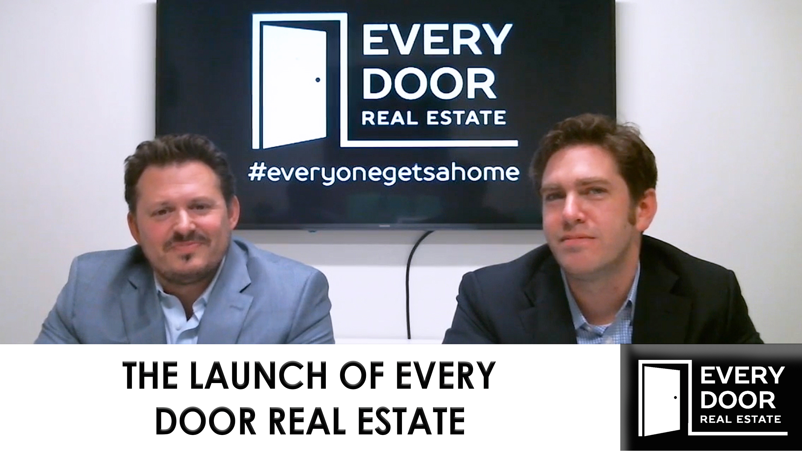 We Are Excited to Launch Every Door Real Estate