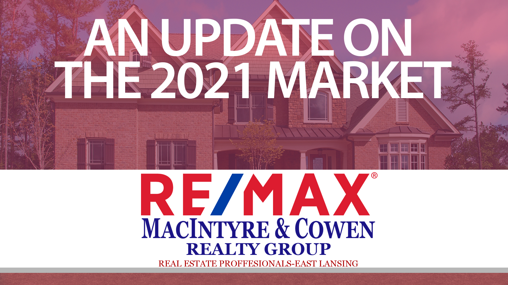 Quick Update on Lansing Real Estate