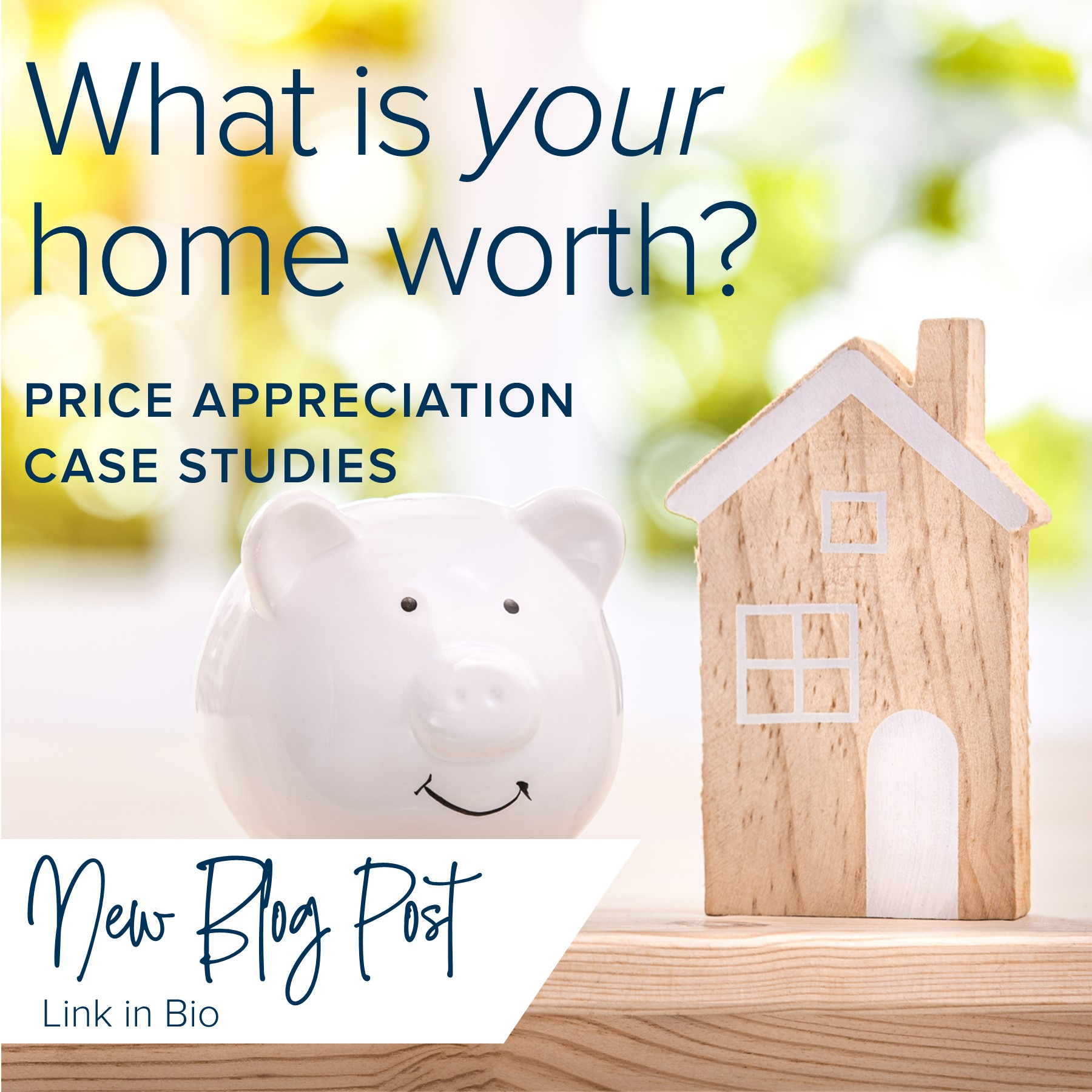 Newsletter - What is your home worth? Price Appreciation Case Studies in Snohomish & King Counties