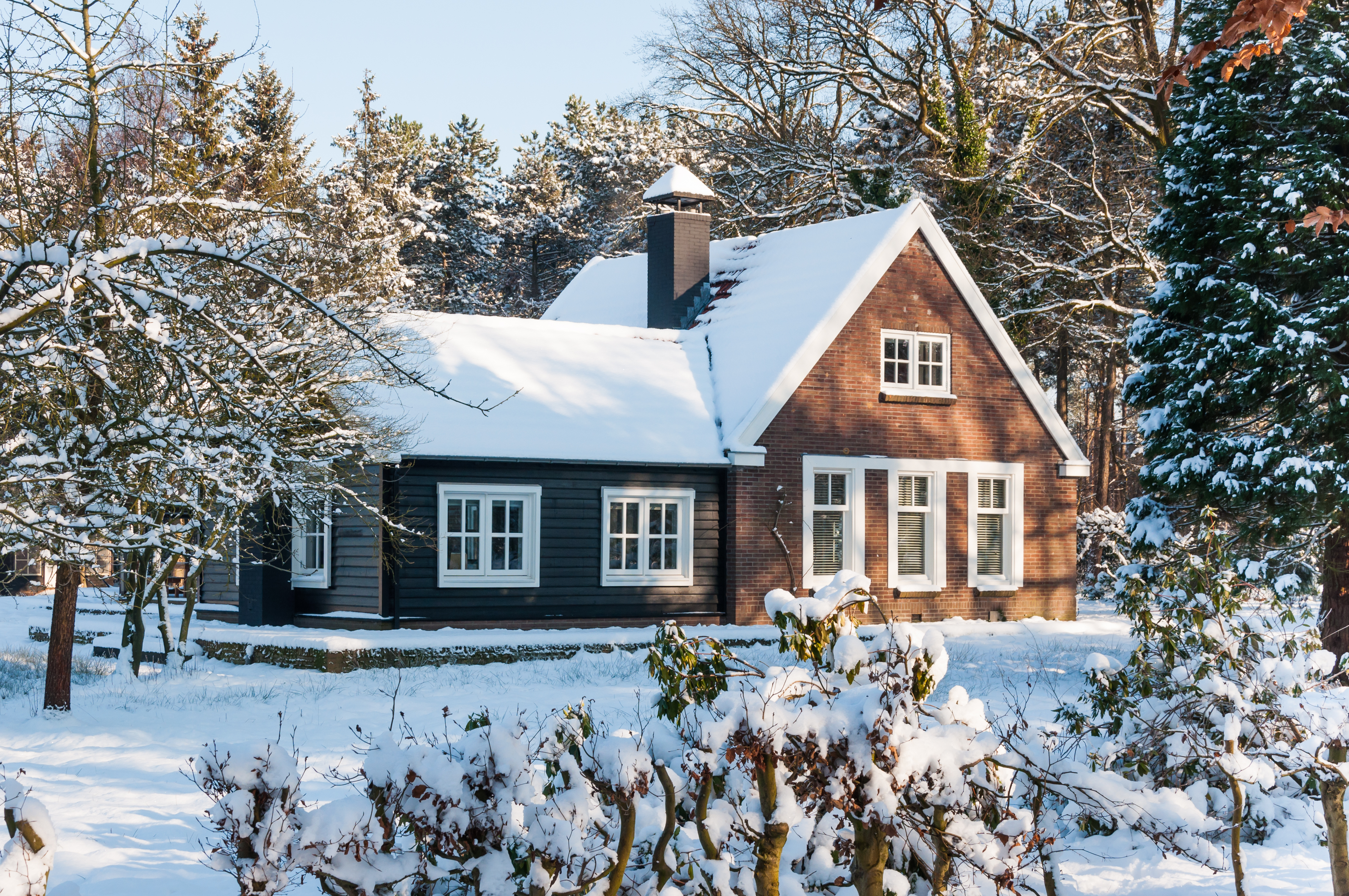 HOW TO KEEP YOUR HOME WARM THIS WINTER