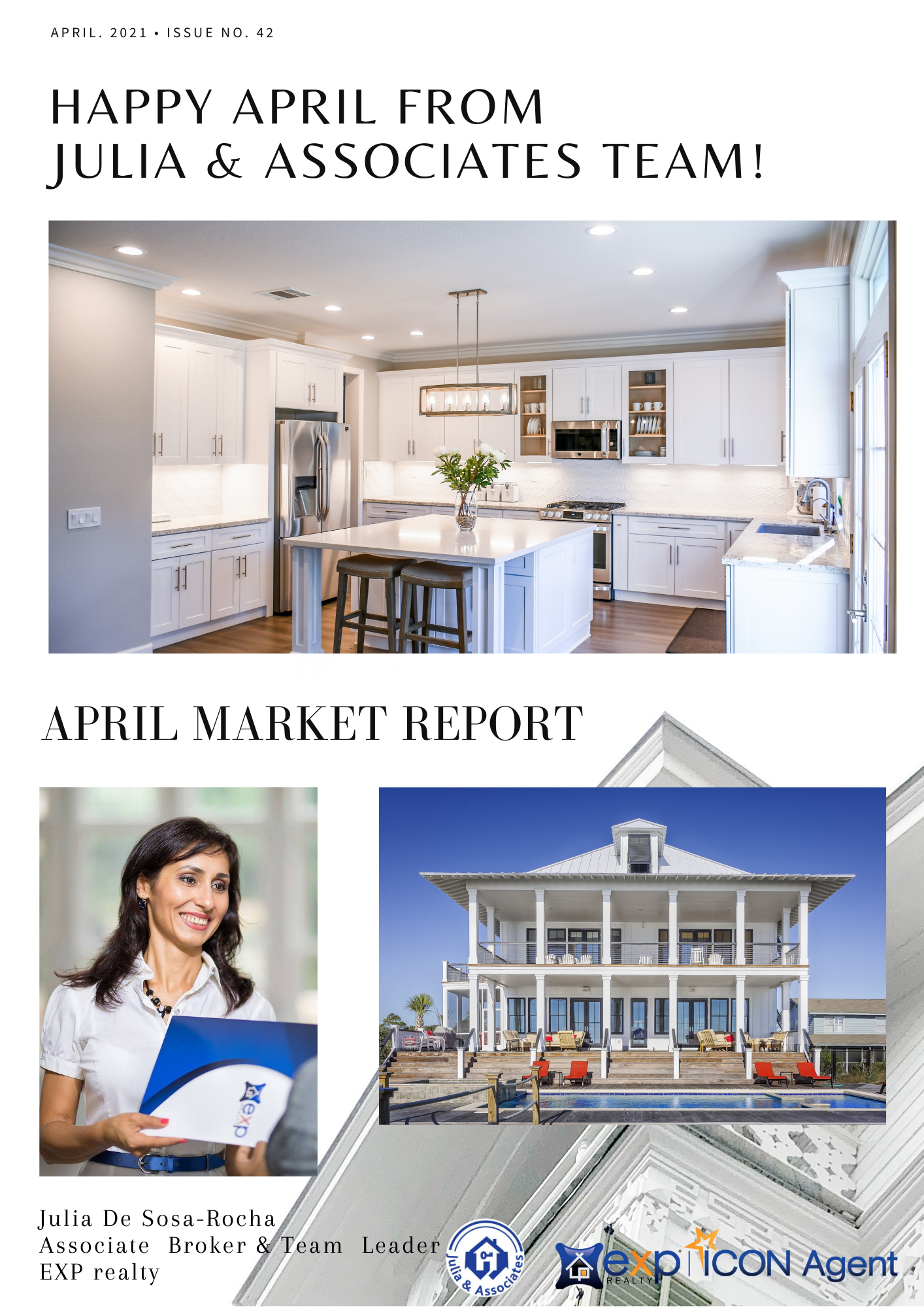 April 2021 Market Report from Julia and Associates Team