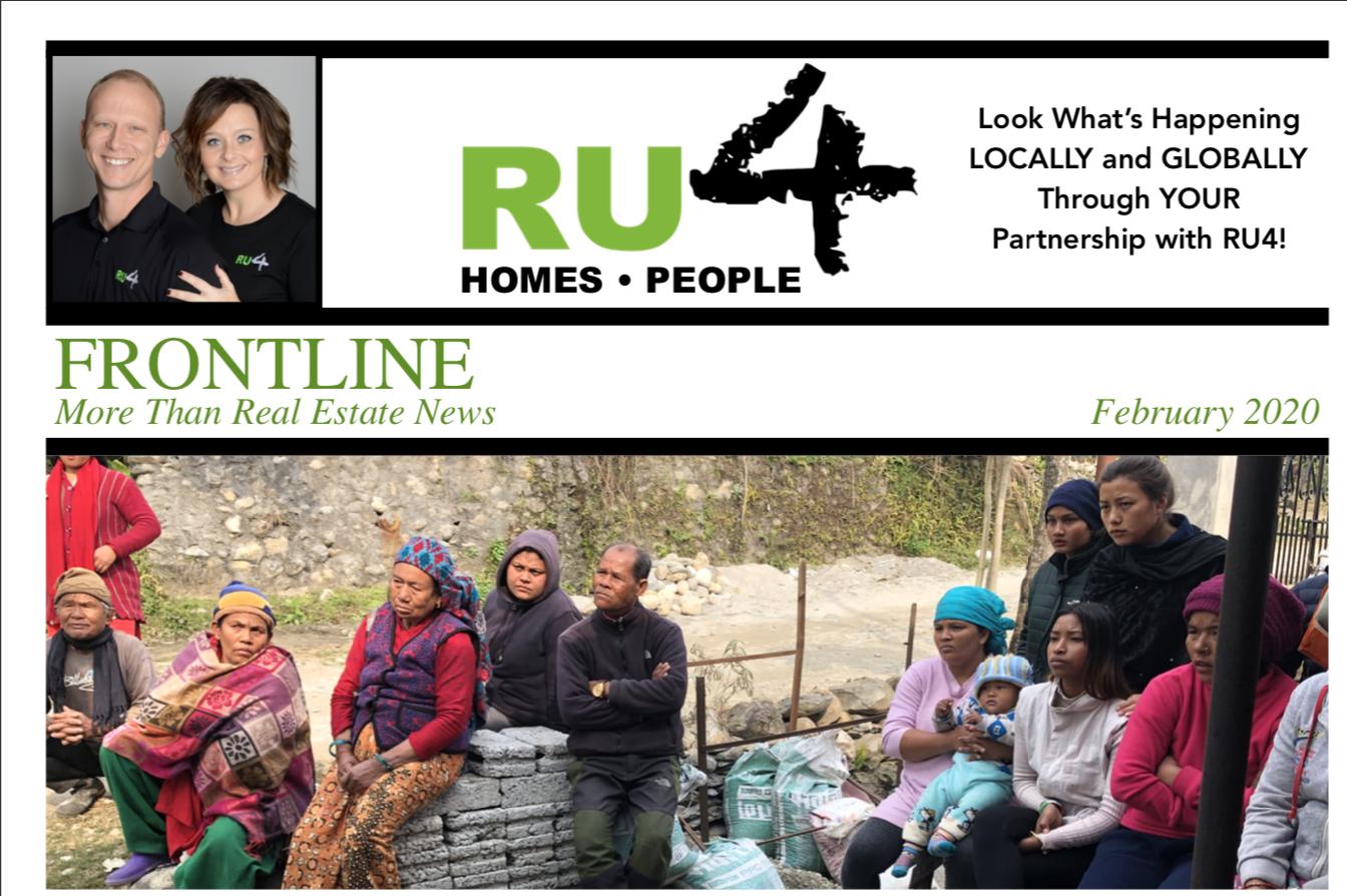 February's Frontline Newsletter
