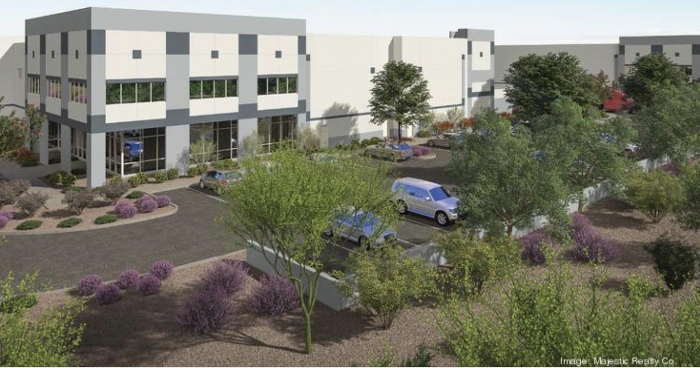 California industrial developer signs major leases, expanding Arizona footprint