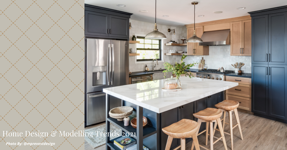 5 Inspiring Home Design and Remodelling Trends for 2021