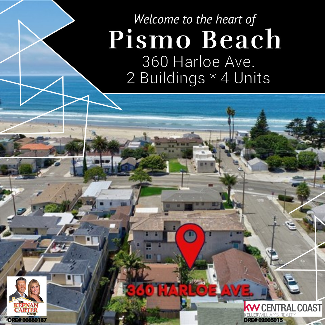 Pismo Beach Investment Opportunity