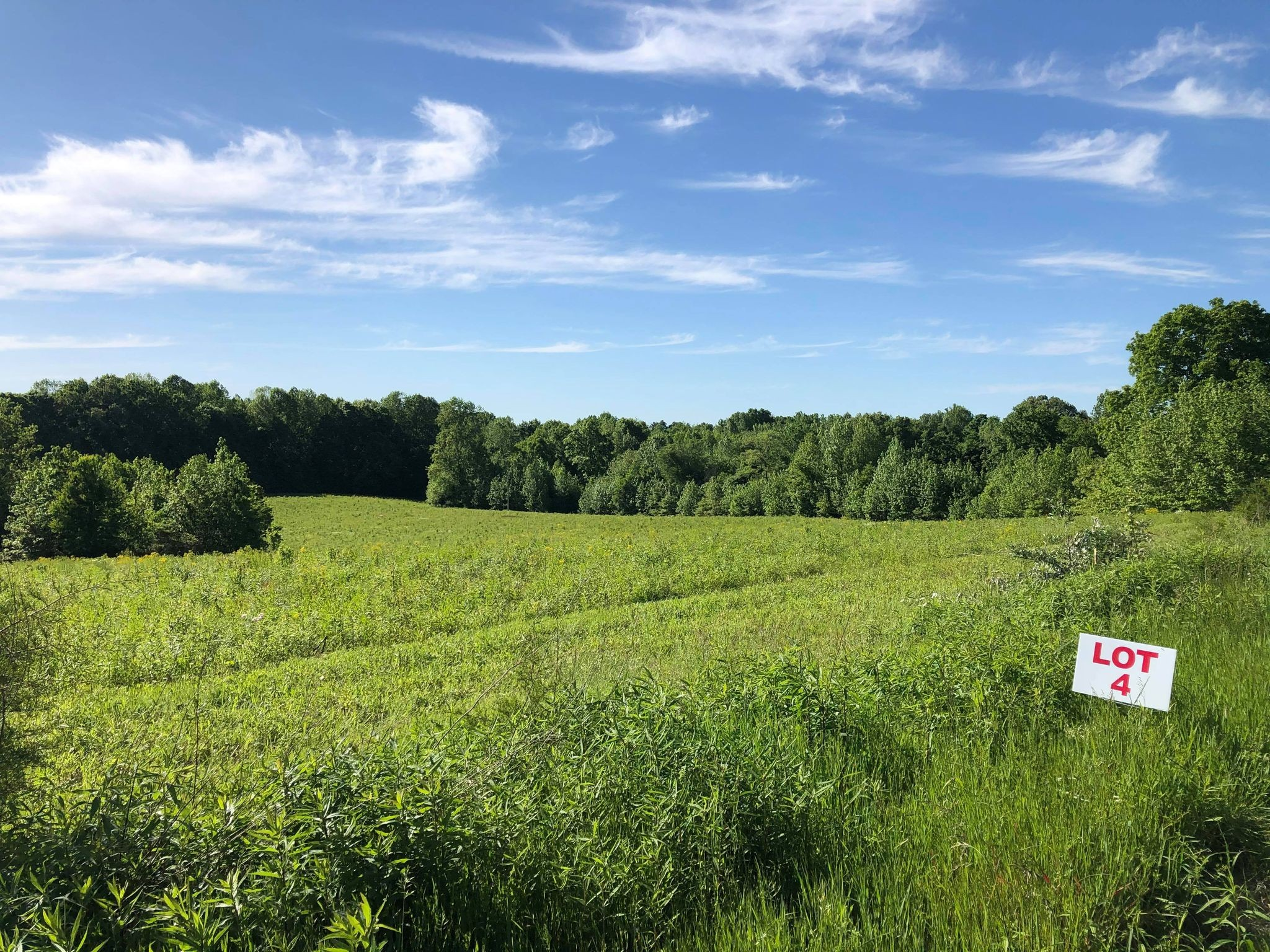 RARE FIND*5.1 Beautiful Acres In Sumner County Ready To Build Your Dream Home!  0 Claypoole Road Tract 4, Bethpage, TN.  37022