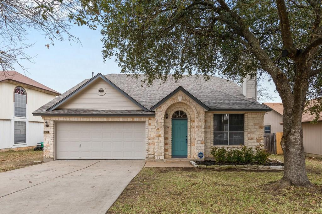 Cedar Park Home for Sale: 606 Cactus Flower Drive