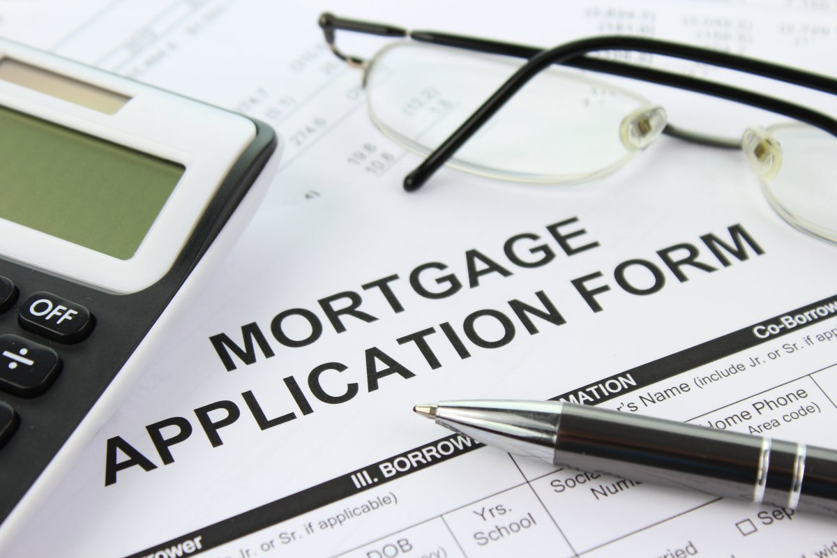 Don't make these 6 mistakes when applying for a mortgage