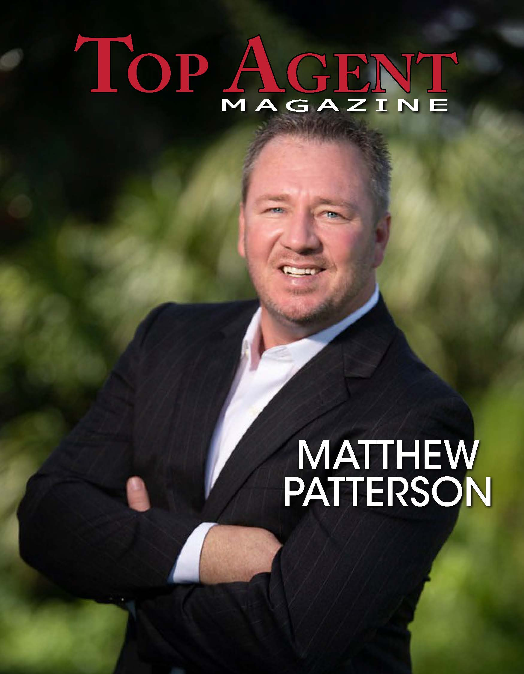 Top Agent Magazine with Matthew Patterson