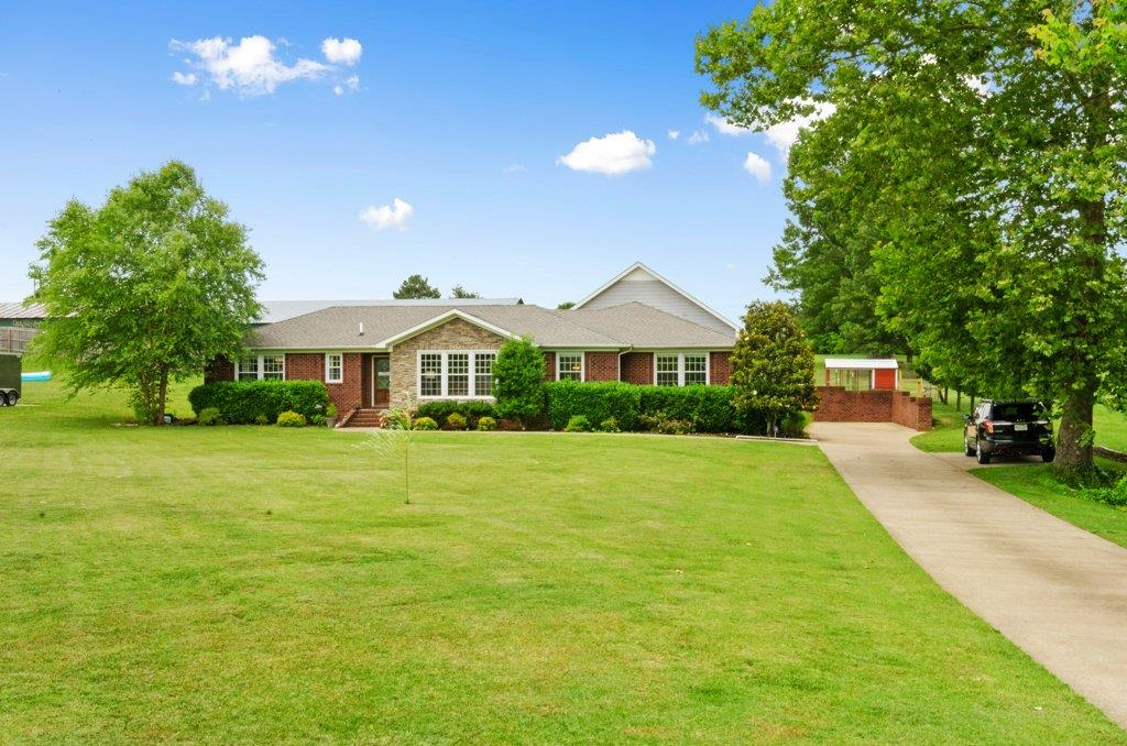 Priced To Sell!  Gorgeous 3 BR/2.5 BA Brick Home Within Walking Distance To Golf Course!  1938 Hygeia Rd., Greenbrier, TN, 37073