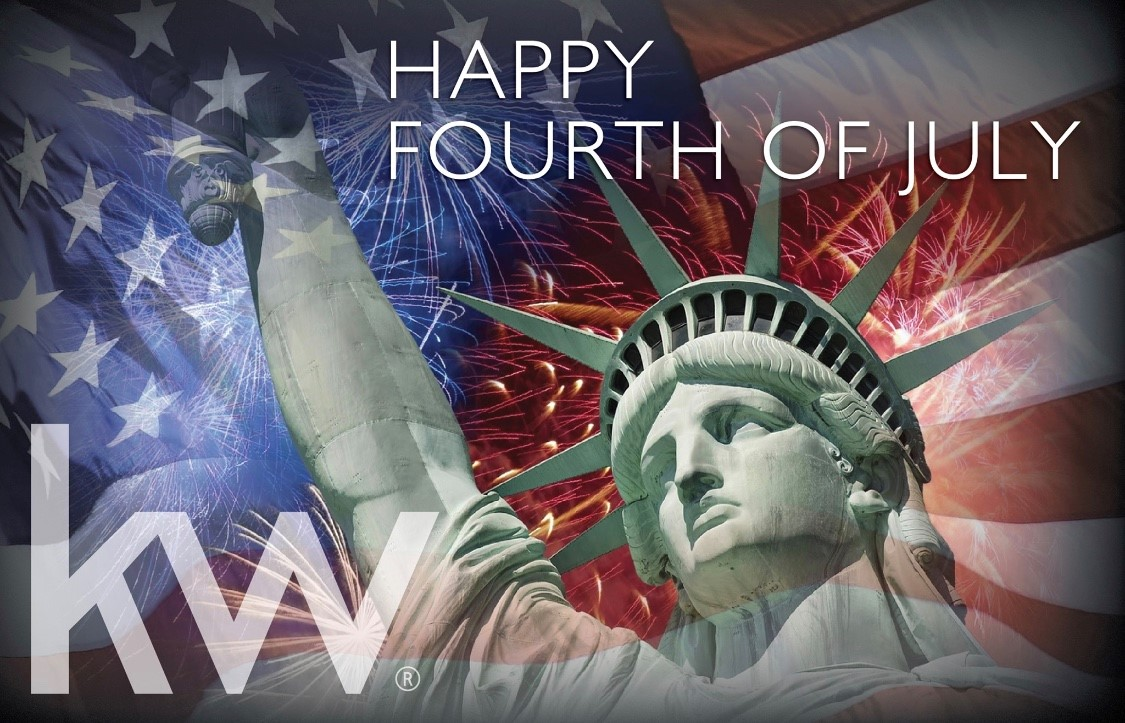 Have A Happy 4th Of July From The Michael O'Neal Group!