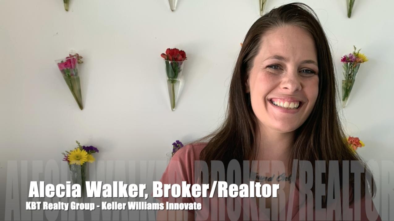 Meet the Broker: Alecia Walker