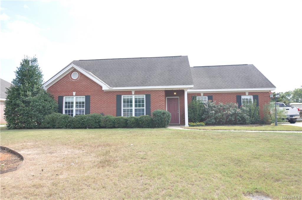 FOR SALE IN WETUMPKA! 3 BED 2 BATH AT 99 FANONI LANE