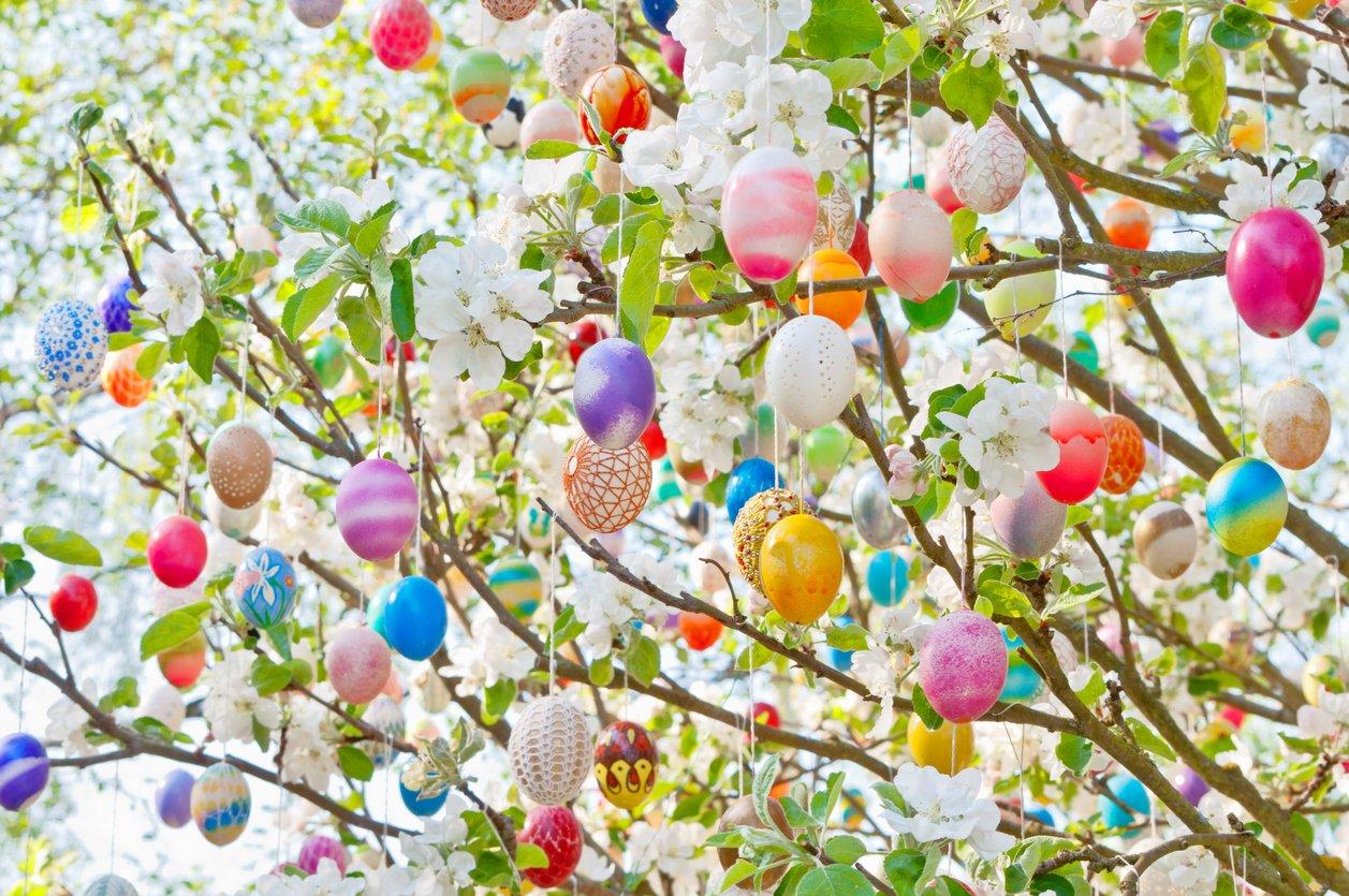 Spring & Easter Decor Ideas