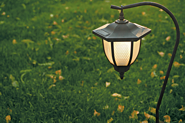 Add Beauty, Safety to your home with outdoor lighting