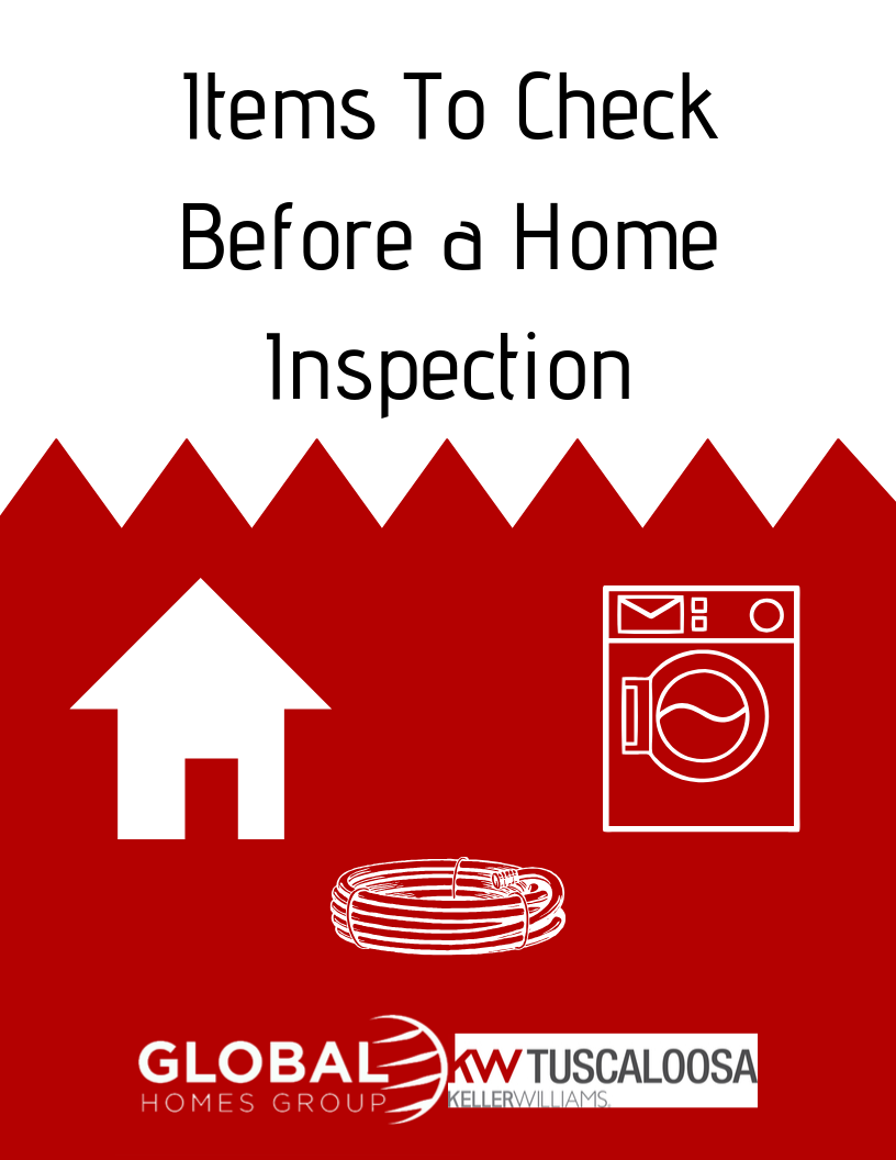 Be Prepared For That Home Inspection!