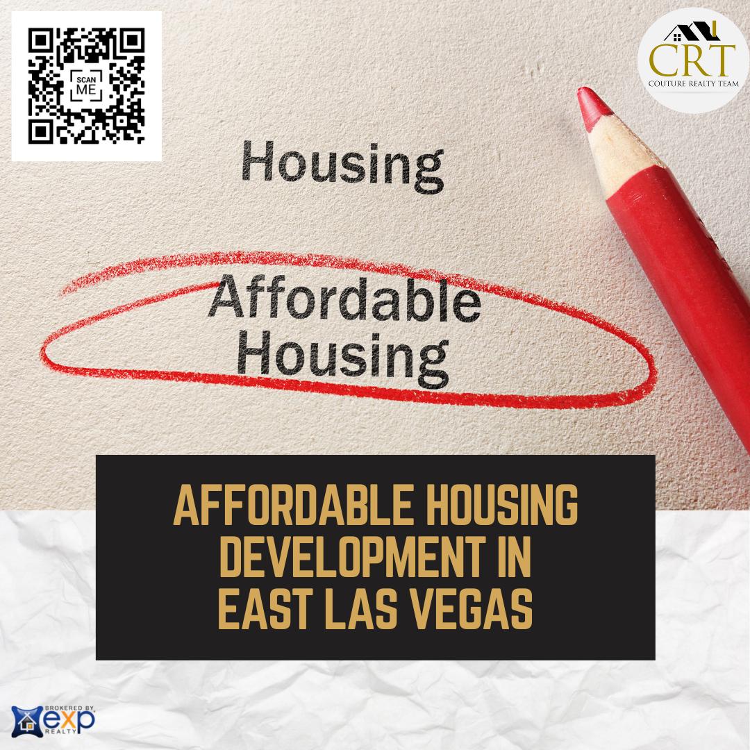 Affordable Housing Development in East Las Vegas