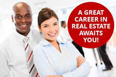 START YOUR REAL ESTATE CAREER TODAY!