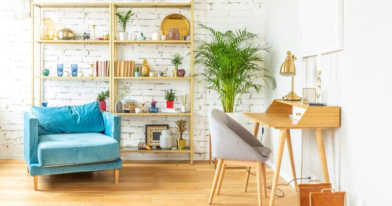 DESIGN TRENDS: DECORATING A SMALL SPACE